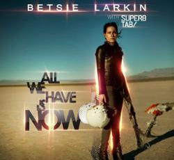 Betsie Larkin with Super8 & Tab