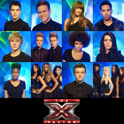 The X Factor Finalists 2009