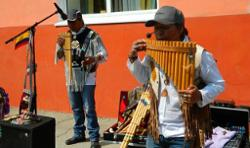 Ecuador indians