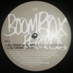 Dj Crow