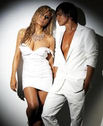 Carlos Baute y Marta Sanchez