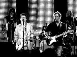 Eric Clapton And Steve Winwood