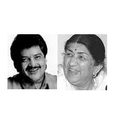 Lata Mangeshkar & Udit Narayan