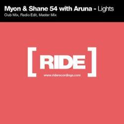 Myon & Shane 54 with Aruna