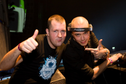 Headhunterz & Brennan Heart