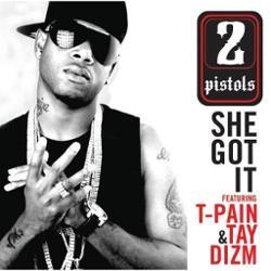 2 Pistols Feat. T-pain & Tay Dizm