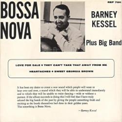 Barney Kessel Plus Big Band