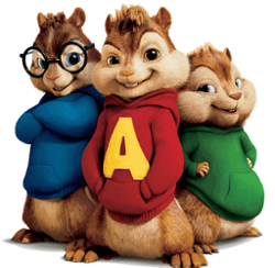 Alvin & The Chipmunks Featuring Al D