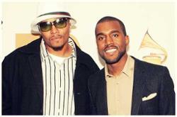 Kanye West & Malik Yusef