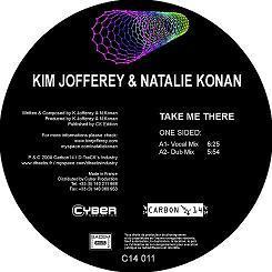Kim Jofferey & Natalie Konan