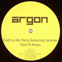 Cotti vs. Mr. Party