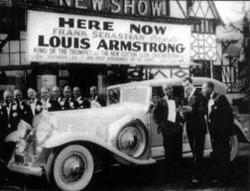 Louis Armstrong & His Sebastian New Cotton Club Orchestra
