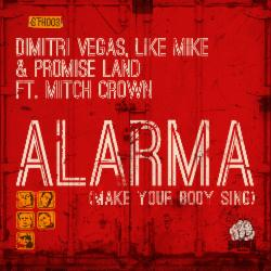 Dimitri Vegas, Like Mike & Promise Land ft MitchCrown