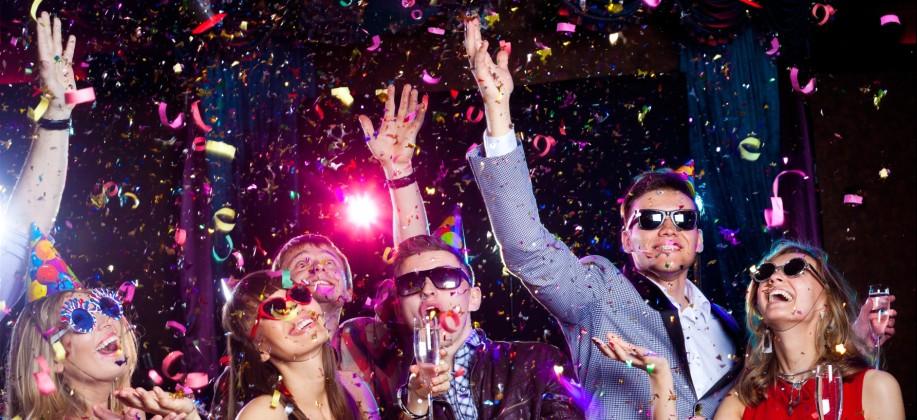 Клубная музыка на Новый год 2015