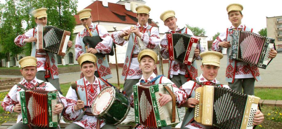 Белорусские народные песни