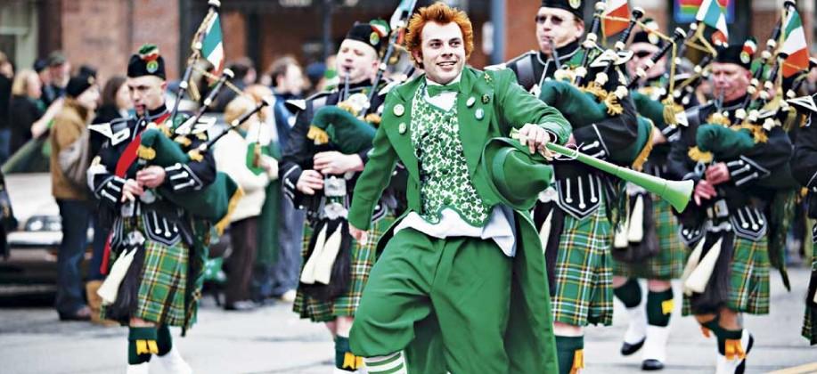 Ирландские народные песни