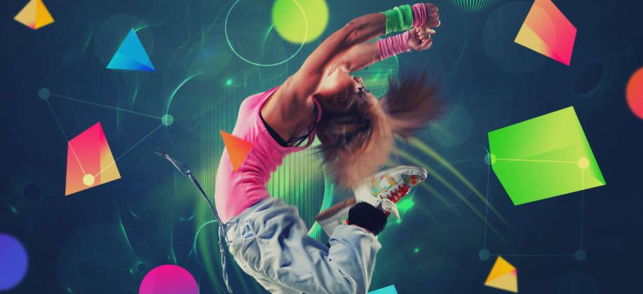 Музыка модного танца