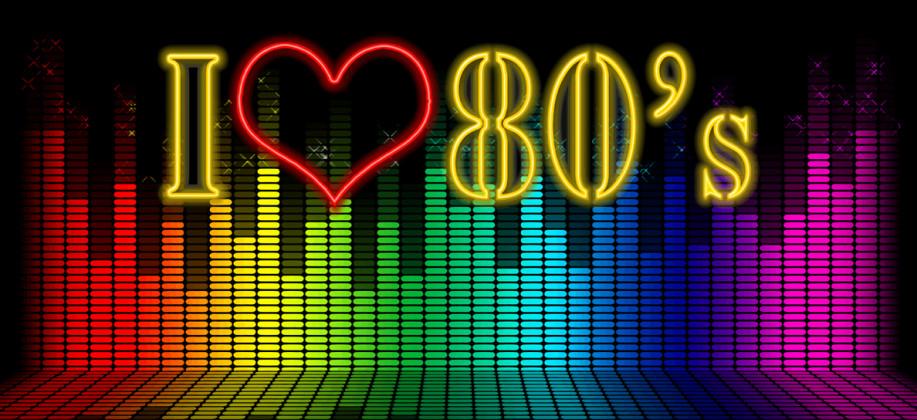 Зарубежная музыка 80х