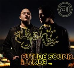 Обложка Aly & Fila - Future Sound Of Egypt 371 (FSOE) (Wonder Of The Year 2014 Part 1)