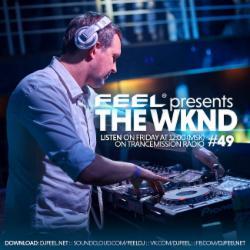 Обложка Feel - THE WKND #049 (TranceMission radio) [djfeel.net]