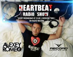 Обложка Alexey Romeo - HeartBeat RadioShow 016 (07.02.2013)