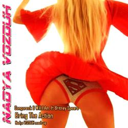 Обложка Congorock & Will.I.Am. ft Britney Spears - Bring The Action (Nadya VOZDUH Mash-Up)
