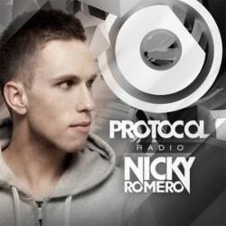Обложка Nicky Romero - Protocol Radio 121 - Stadiumx Guest Mix