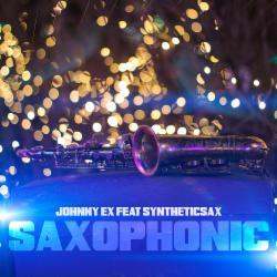 Обложка Johnny EX feat Syntheticsax - Saxophonic