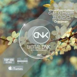 Обложка Digital DNK - G.M.O Mixes (#022 Dreamer) [digitaldnk.ru]